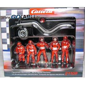 Carrera Mechaniker Ferrari Maßstab 1:32