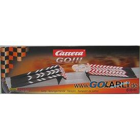 Carrera GO / Digital 143 Sprungschanze OVP