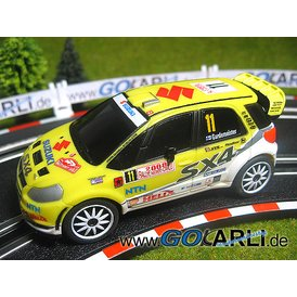Carrera GO Suzuki SX4 WRC