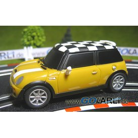 Carrera GO Mini Cooper S Mellow Yellow