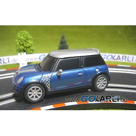 Carrera GO Mini Cooper S Checkmate