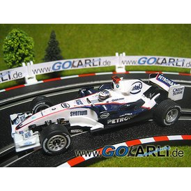 Carrera Digital 143 BMW Sauber F1.07 Livery 2008