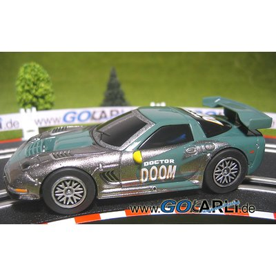 Carrera GO Spoiler Corvette C5R Doctor Doom