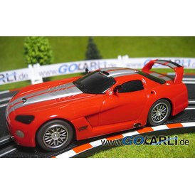 Carrera GO Dodge Viper GTS Streetversion