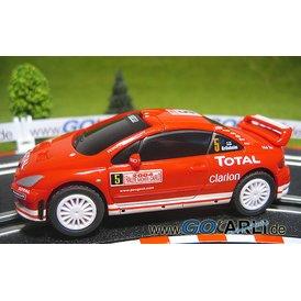 Carrera GO Peugeot 307 WRC 2004 Modell 1 Nr.5
