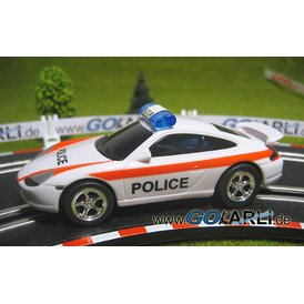 Carrera GO Porsche GT3 Swiss Police Car