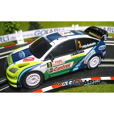 Carrera GO Ersatzteilset Ford Focus RS WRC 06 BP Ford World Rally Team 61060