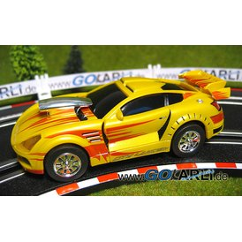 Carrera GO CarForce Malok Yellow