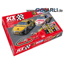 SCX Compact Nascar Set / Grundpackung USA