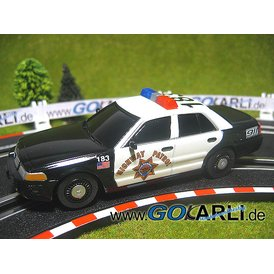 Carrera GO Ford Crown Victoria Police Interceptor
