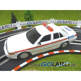 Carrera GO Ford Crown Victoria Ambulance