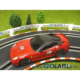 Carrera GO!!! Ferrari 599 XX Geneva Motorshow 2009