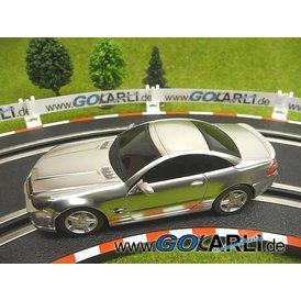 Carrera GO!!! AMG Mercedes SL 63 silber