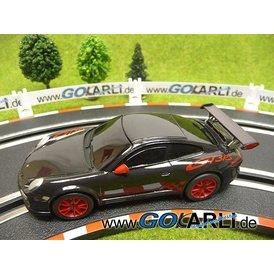 Carrera GO!!! Porsche GT3 RS grauschwarz/indischrot