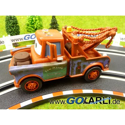 Carrera GO!!! Disney Cars Hook Neues Modell