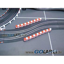 Carrera GO / Digital 143 Schikane Neu 2010