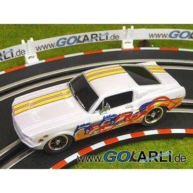 Carrera GO!!! Ford Mustang 67 Custom