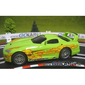 Carrera GO Dodge Viper GTS-R Firespark