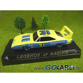 Legends of Racing JIM VANDIVER 1969 Dodge Charger Nr.31