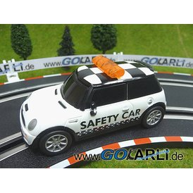 Carrera GO Mini Cooper Safety Car