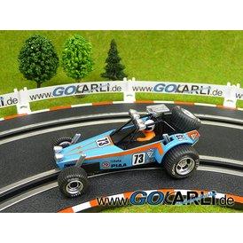 Carrera GO!!! Dune Buggy Nr.73 blau