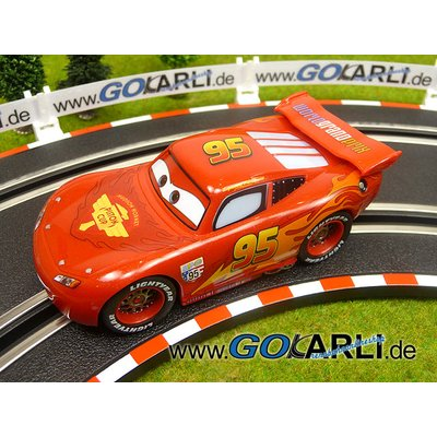 Carrera GO!!! Disney Cars 2 LIGHTNING MCQUEEN