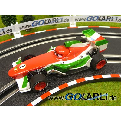 Carrera GO!!! Disney Cars 2 FRANCESCO BERNOULLI
