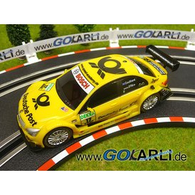 Carrera Digital 143 AMG-Mercedes C-DTM 2007 Deutsche Post...