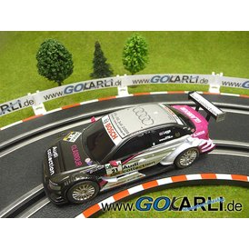 Carrera Digital 143 Audi A4 DTM 2009 Team Abt Lady Power...