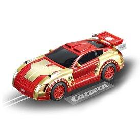 Carrera GO!!! Marvel the Avengers Iron Man Tech Racer
