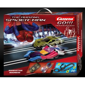 Carrera GO!!! Marvel The Amazing Spider-Man Manhattan...