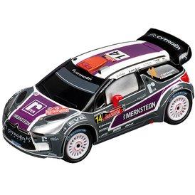 Carrera GO!!! Citroen DS3 WRC Van Merksteijn Nr.14