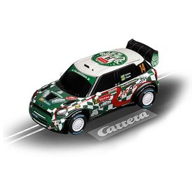 Carrera GO!!! Mini Cooper Countryman WRC Pierre Campana