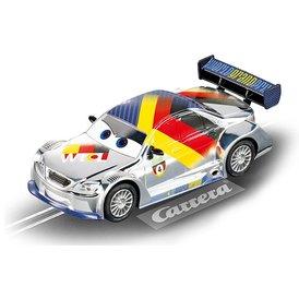 Carrera GO!!! Disney Cars Silver Max Schnell