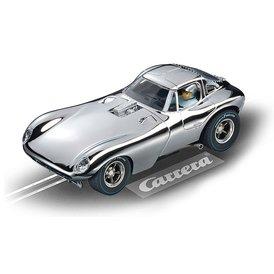 Carrera Digital 132 Bill Thomas Cheetah Aluminium Car