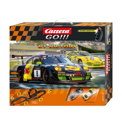Carrera GO!!! GT Victory Set / Grundpackung 62316