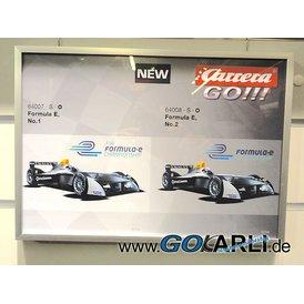 Carrera GO!!! Formula E Venturi Racing Nick Heidfeld Nr.23