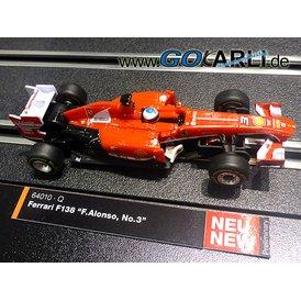 Carrera GO!!! Ferrari F138 F.Alonso Nr.3