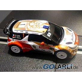 Carrera GO!!! Citroen DS3 WRC Citroen Total Abu Dhabi Nr.1
