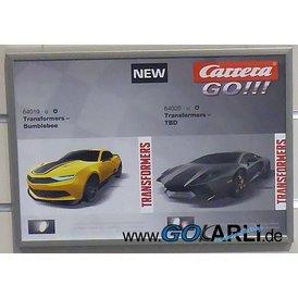 Carrera GO!!! Transformers  Bumblebee