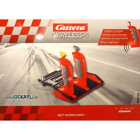 Carrera Digital 143 Wireless+ 2.4 GHz Anschlussschiene...