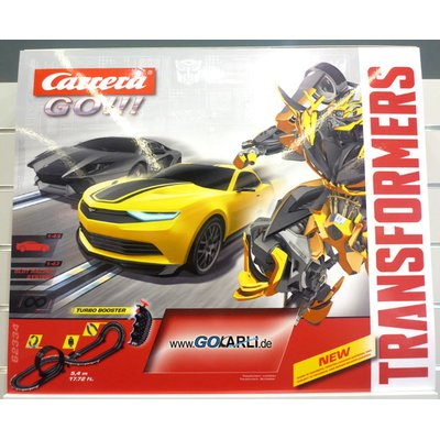Carrera GO!!! Transformers Set / Grundpackung 62334