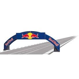 Carrera Red Bull Dekobogen Rennbogen