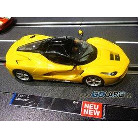 Carrera Digital 132 LaFerrari gelb