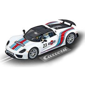 Carrera Digital 132 Porsche 918 Spyder Martini Racing Nr.23