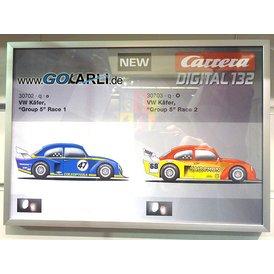 Carrera Digital 132 VW Kaefer Group 5 Race 1