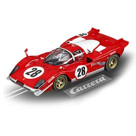 Carrera Digital 124 Ferrari 512S Berlinetta Daytona 24h...