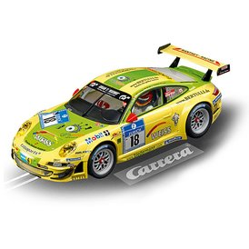 Carrera Digital 124 Porsche GT3 RSR Manthey Racing Nr.18...
