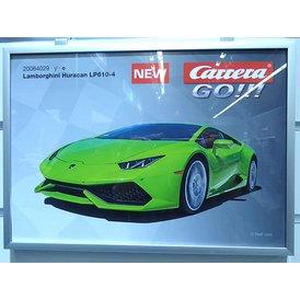 Carrera GO!!! Lamborghini Huracan LP610-4 green