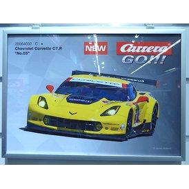 Carrera GO!!! Chevrolet Corvette C7.R Nr.03